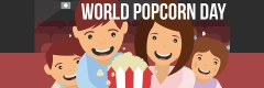 World Popcorn Day 2017