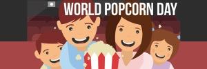 World Popcorn Day 2017