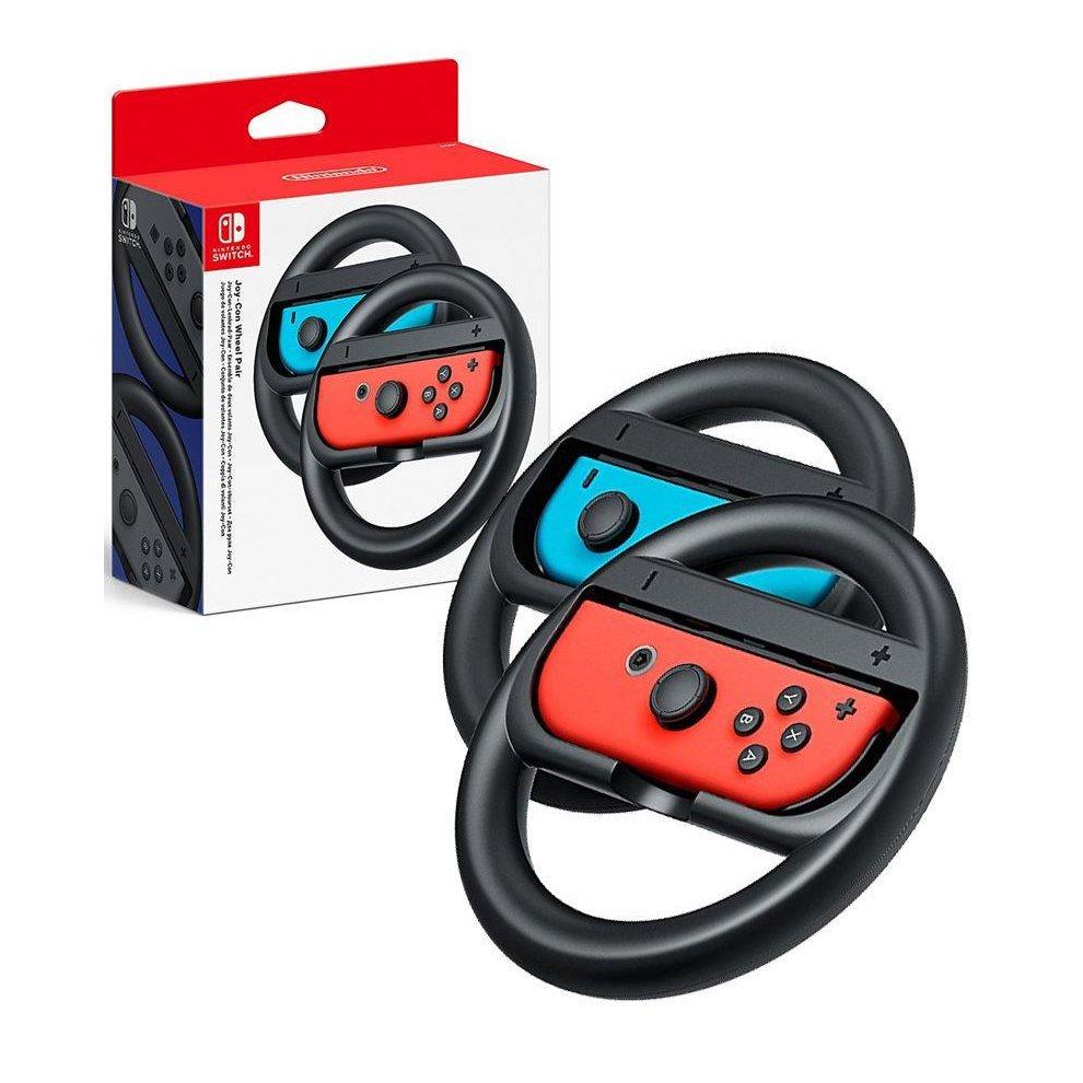 Nintendo Switch Joy-Con Wheel Controllers - Pair