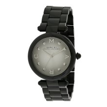 Marc By Marc Jacobs Dotty Black Stainless steel Ladies Watch MJ3450