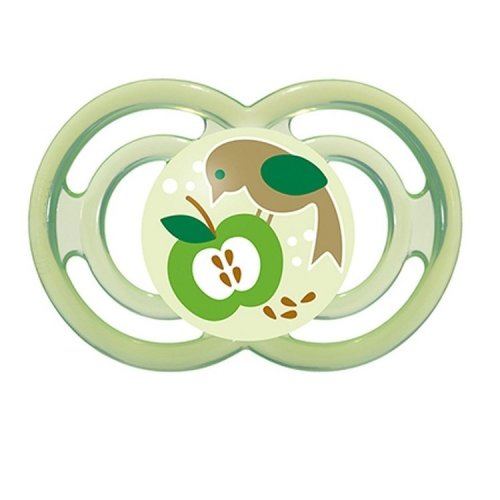 MAM Perfect 12m+ Soother Green Apple Bird