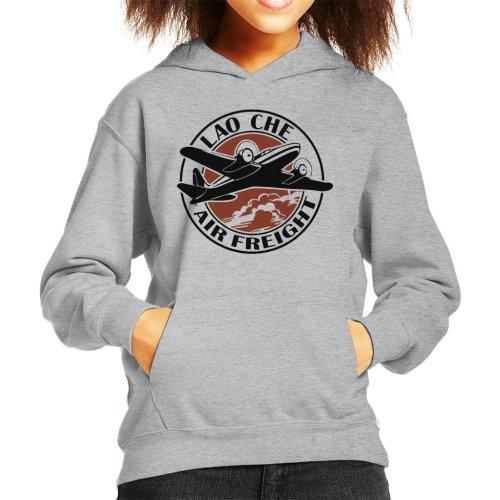 Indiana Jones Lao Che Air Freight Kid's Hooded Sweatshirt