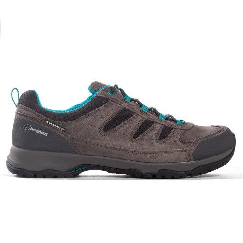 Berghaus Expeditor Active AQ Tech Womens Outdoor Walking Trainer Shoe Grey