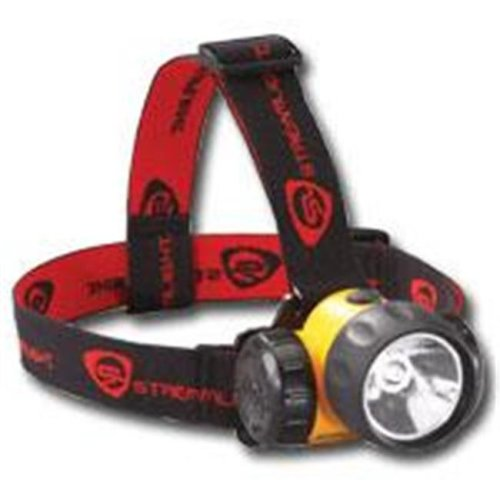 Streamlight STL61200 3AA HazLo Class I  Division 1 LED Headlamp