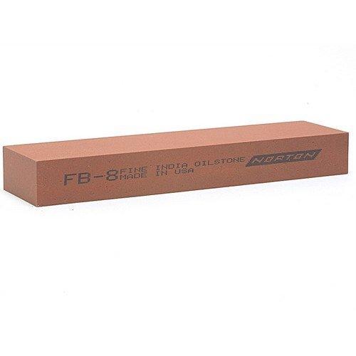 India 61463685630 MB8 Bench Stone 200mm x 50mm x 25mm - Medium