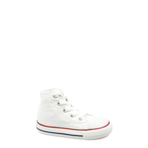 Converse Toddler White All Star Hi Trainers