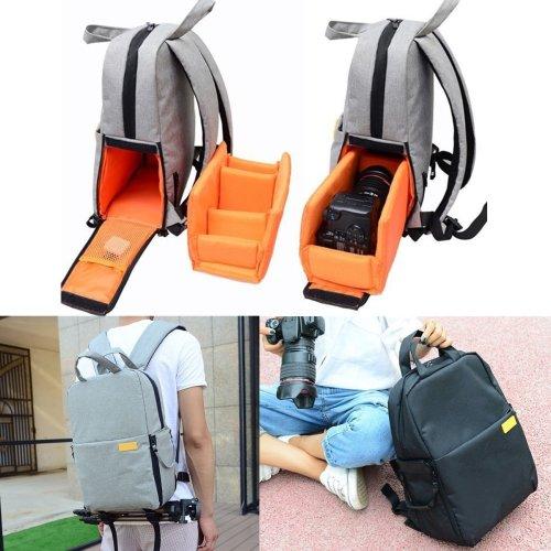 Nylon DSLR Digital Camera Backpack Travel Outdoor Case Professional Photography Storage Shoulder Bag