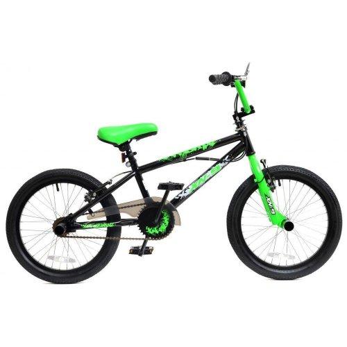 "XN-9-18 BMX Bike Mens Boys Freestyle BMX 18"" Wheel Gyro 360 Single Speed Stunt"