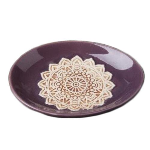 Fashion Handmade Ceramic Soap Dishes Bathroom Accessories Soap Holders, NO.23