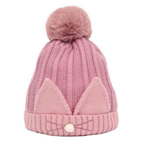 Fashion Kid Beanie Hat Warm Children Beanie Cap Baby Hat Winter, A