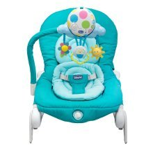 Chicco Balloon Bouncer in Light Blue