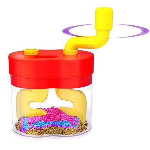 Motion Sand Sand Play Tool Flash Powder Colored Sand Mixer Mix Sand Evenly