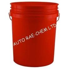 AUTO RAE-CHEM Professional Car Wash Bucket Red