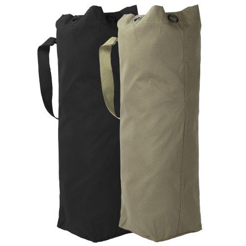 Cotton Canvas Duffle Bag Kit Sea Bag Shoulder Sack