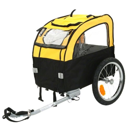 Mini Bee Dog Bike Trailer