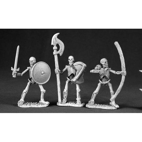 Reaper Dark Heaven Legends 03467 DHL Classics: Skeletons