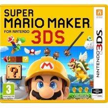 Super Mario Maker 3DS Nintendo 3DS Game