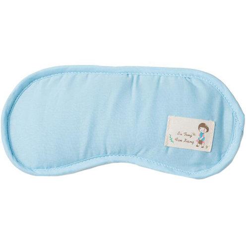 Comfortable Eye Mask Sleep Mask Eye-shade Eyeshade for Sleeping, Blue
