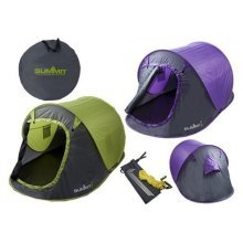 2 Person Pop Up Tent With Carry Bag -