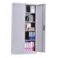 Office Cabinet Steel Home Storage Lockable Single-Walled Rottner