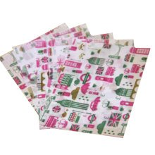 500 Pcs Christmas Nougat Making Supplies Wedding Candy Wrapping Twisting Wax Papers -A6