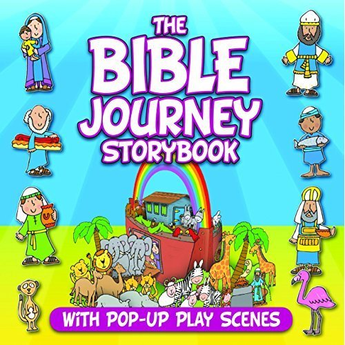 Bible Journey Storybook (Candle Activity Fun)
