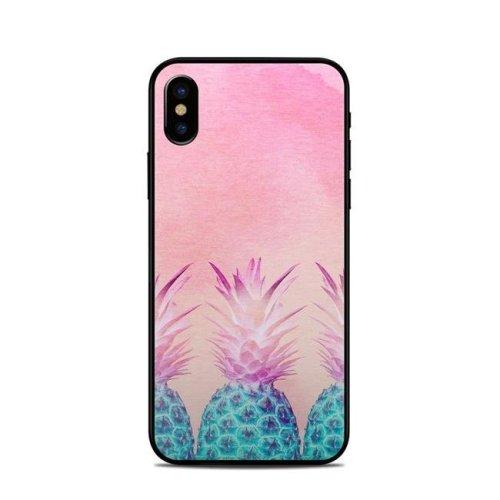 DecalGirl AIPX-PNAPFARM Apple iPhone X & XS Skin - Pineapple Farm