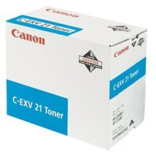Canon C-exv 21 Toner 14000pages Cyan