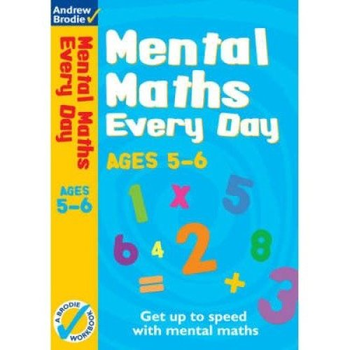 Mental Maths Every Day 5-6