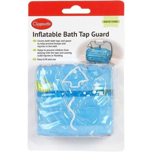 Clippasafe Inflatable Bath Tap Guard
