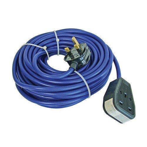 Faithfull FPPTL14M Trailing Lead 240 Volt 13 Amp 1.5mm Cable 14 Metre