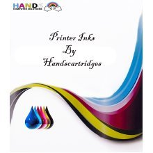 Non Oem Hands Compatible Cartridges PGI 570 Bk + CLI 571 Bk, Cy, Mag, Yel and Grey