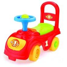 204228b52bb Dolu Toddler Kids My First Ride Ride On Car Push Along Walker Red 1 Year+  8025