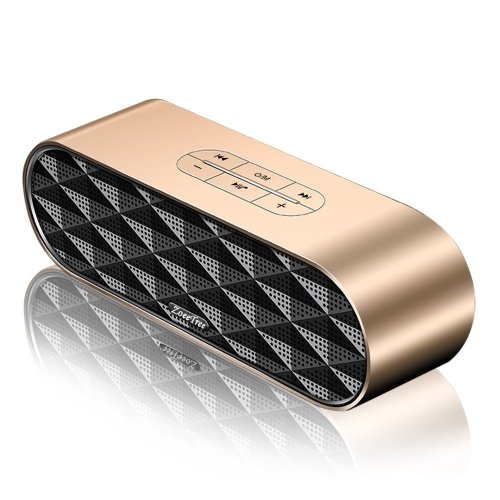 Portable Bluetooth Speaker, ZoeeTree S3 Outdoor Wireless Bluetooth V4.2