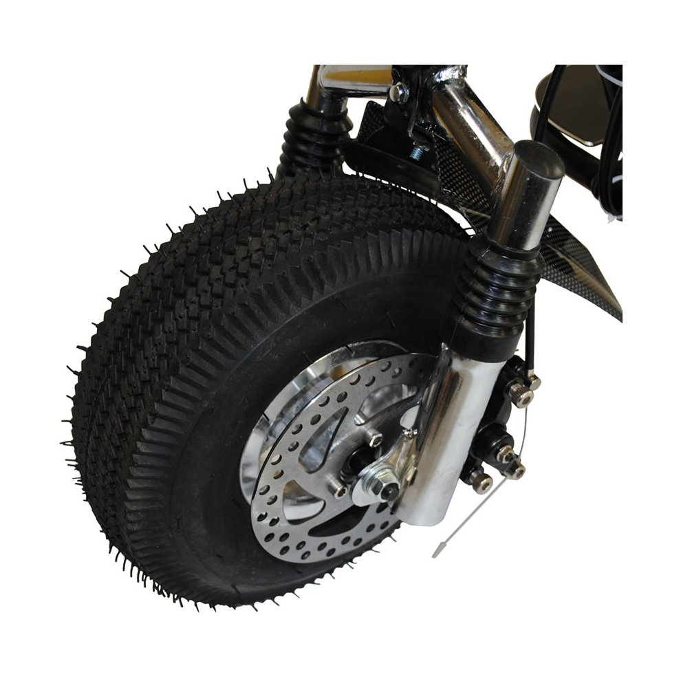 49cc Top Of The Range Stand Up Gas Scooters