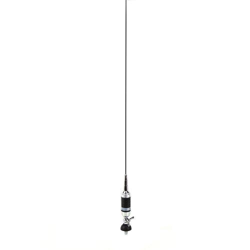 Antenna CB Sirio Super Carbonium 27, 140cm Code 2204206.01 with cable included