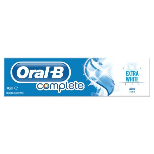 Oral -B Complete Extra White Toothpaste