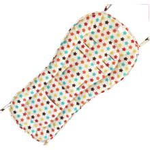 Waterproof Double-used Thicken Baby Strollers Mat Stroller Seat Liners -Star