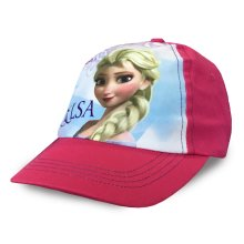 Frozen Baseball Cap - Fuschia