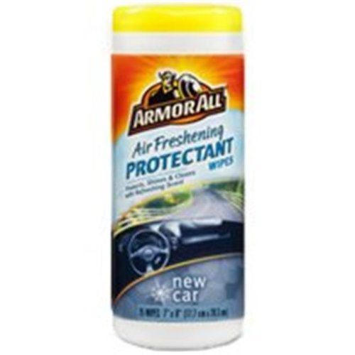 Armored Autogroup 78533 Air Freshening Protectant Wipe