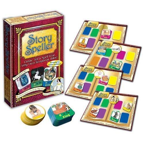 Story Speller Game