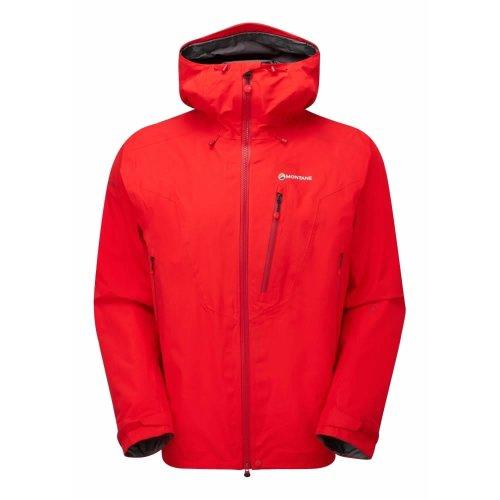 Montane Mens Alpine Pro Jacket Alpine Red (Small GORE-TEX)
