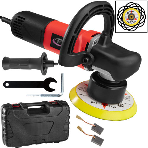 Dual action polisher 710W