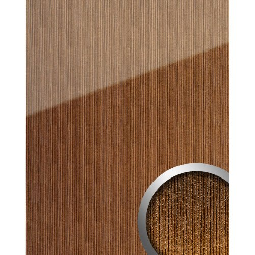 WallFace 20218 ALIGNED Gold AR+ Design panelling glass look gold 2.6 sqm