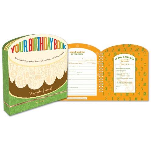 Your Birthday Book: A Keepsake Journal