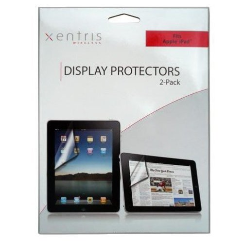 Apple iPad Display Protectors 2 Pack 1st Generation