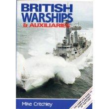 British Warships and Auxiliaries 1989-90