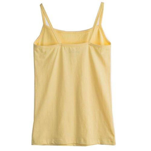 Sexy Fashion Women's Camisole Soft Vest Skinny Tank Top, #10