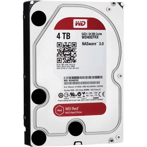 4TB WD RED SATA3 64Mb Hard Drive