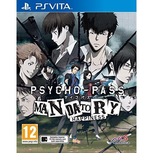 Psycho-Pass: Mandatory Happiness (Playstation Vita)